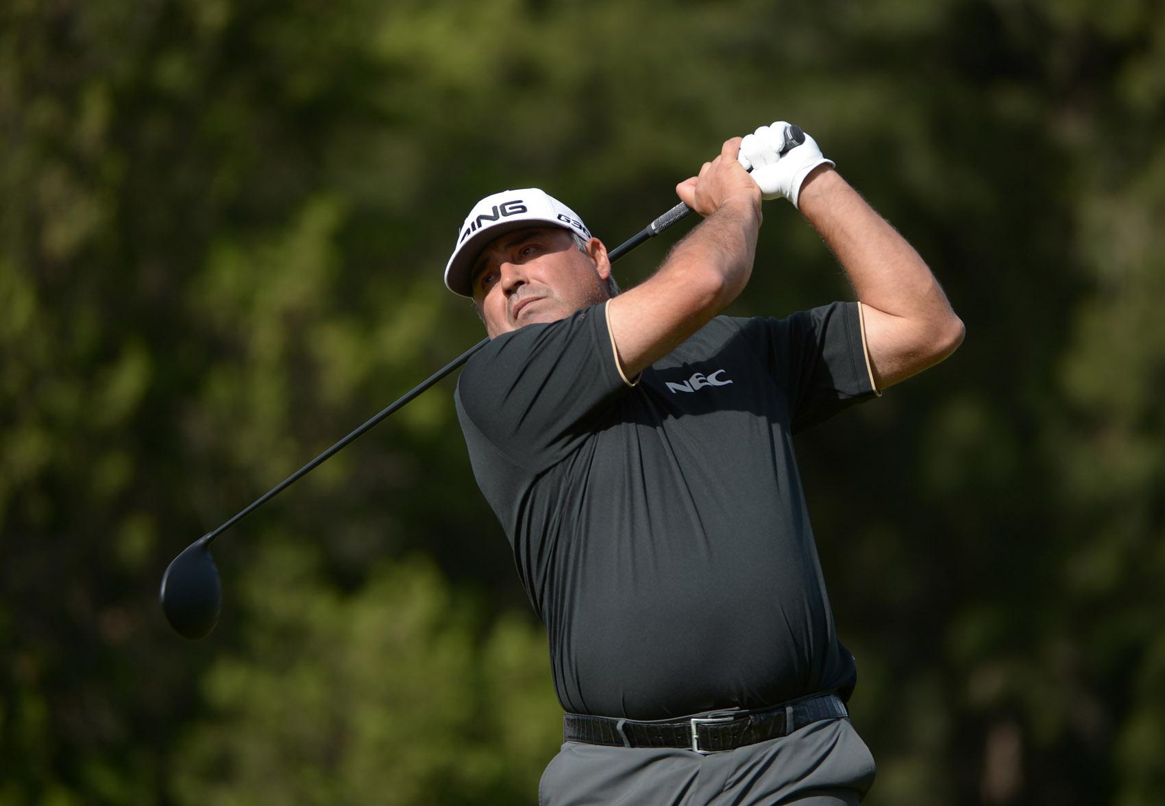 Ángel Cabrera. (Photo by Enrique Berardi/PGA TOUR)