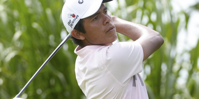 Augusto Nuñez. (Enrique Berardi. PGA Tour)