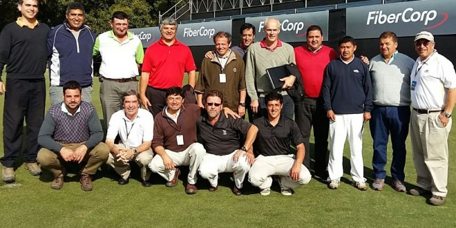 Superintendentes de la 110º VISA Open de Argentina presentado por OSDE.