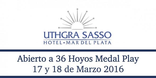 Afiche UTHGRA SASSO