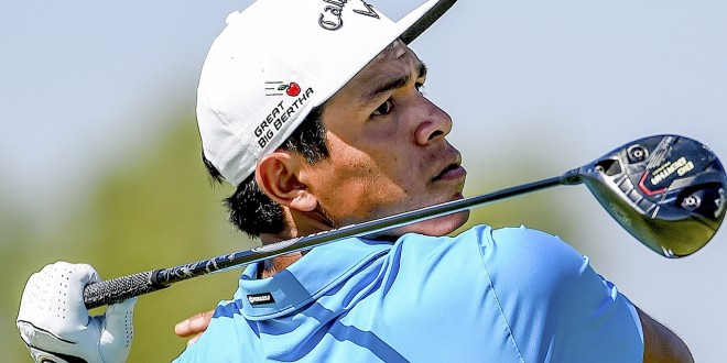 Augusto Núñez. (Photo by Enrique Berardi/PGA TOUR)