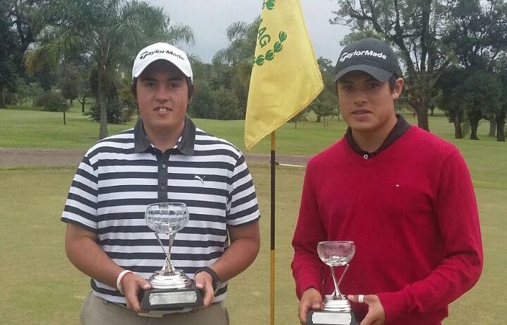 Andrés Gallegos y Gastón Romero
