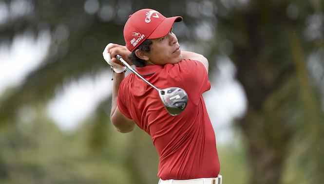 Augusto Núñez. Foto Enrique Berardi. PGA Tour.