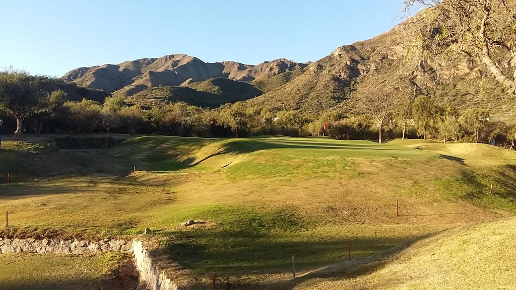 Los Quebrachos Golf