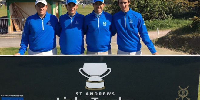 equipo st andrews
