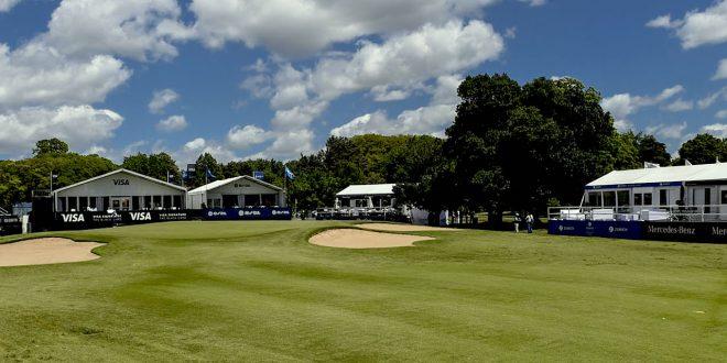 111° VISA Open de Argentina presentado por OSDE - Round One