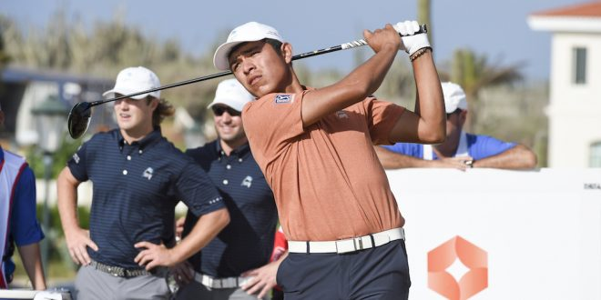 Augusto Núñez  (Photo by Enrique Berardi/PGA TOUR)