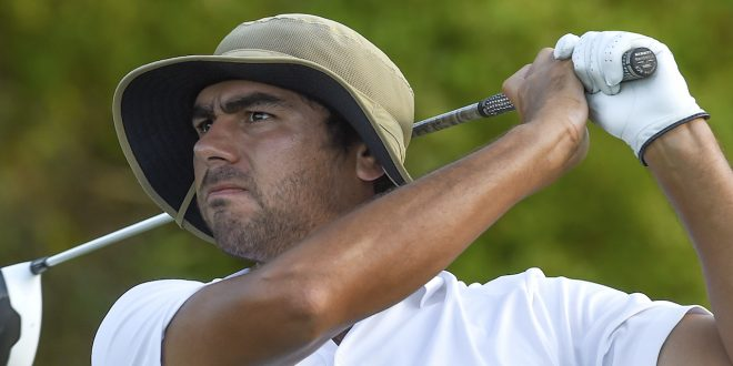Nelson Ledesma. (Photo by Enrique Berardi/PGA TOUR)