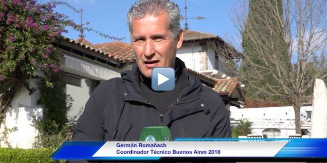Entrevista German Romaach