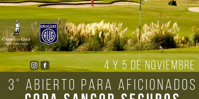 3er Abierto Carmelo Golfhomee
