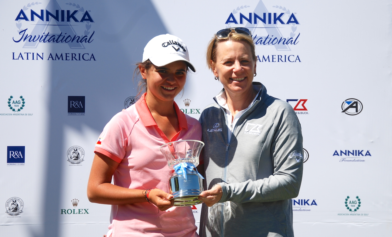 Antonia Matte y Annika