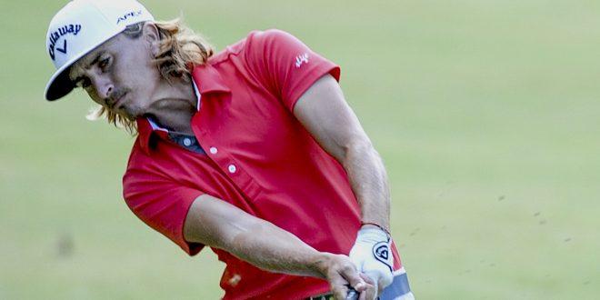 Tommy Cocha. Foto de Enrique Berardi - PGA Tour.
