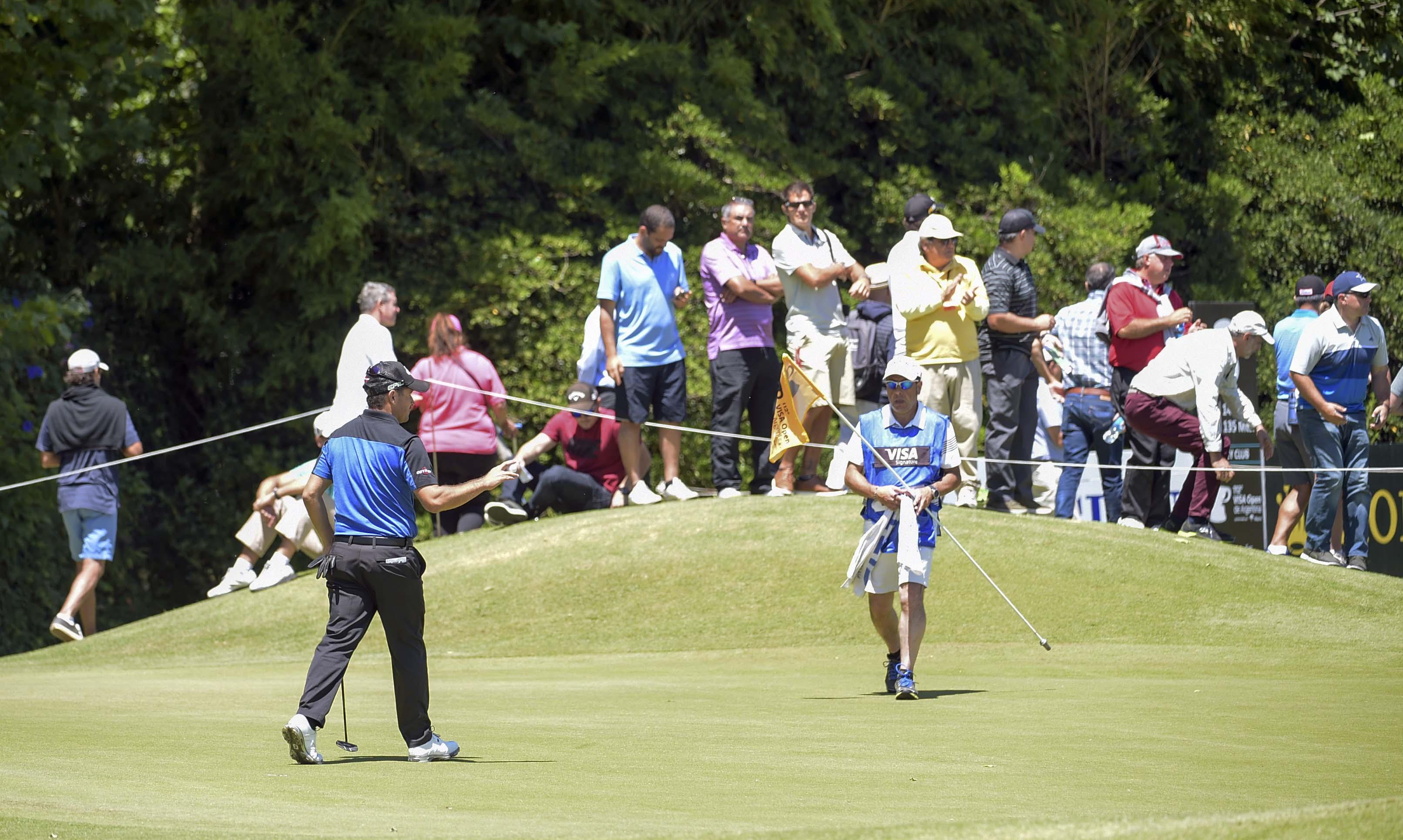 112° VISA Open de Argentina presentado por Macro - Round One