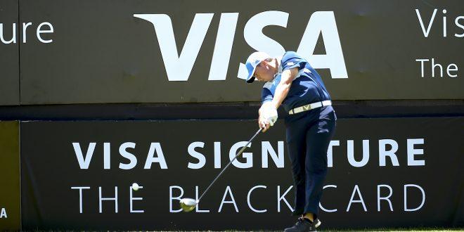 BUENOS AIRES, ARGENTINA - NOVEMBER 18: Andres Gallegos of Argentina (A) during the third round of the PGA TOUR Latinoamerica 112° VISA Open de Argentina presentado por Macro at the Jockey Club on November 18, 2017 in Buenos Aires, Argentina. (Photo by Enrique Berardi/PGA TOUR)