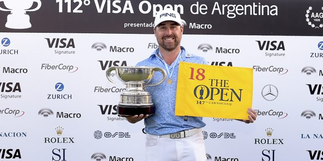 Brady Schnell (Photo by Enrique Berardi/PGA TOUR)