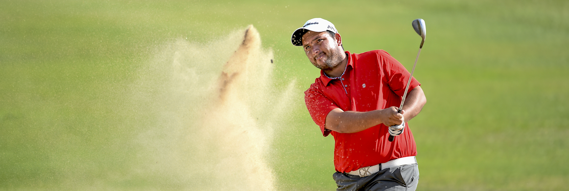 Jorge Monroy. (Photo by Enrique Berardi/PGA TOUR)