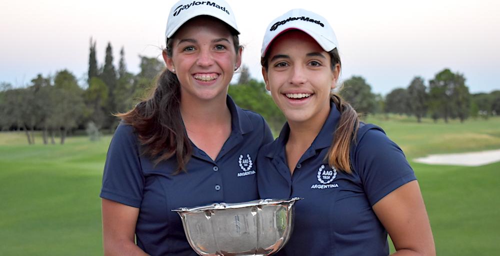 Valentina Rossi y Ela Anacona
