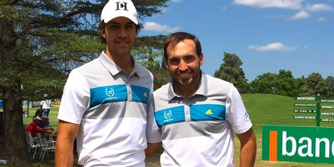 Horacio Carbonetti (h) y Andrés Schönbaum (h)