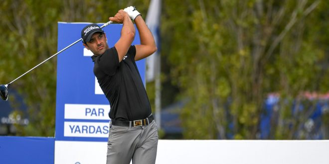 Benjamín Alvarado. Foto Enrique Berardi. PGA Tour