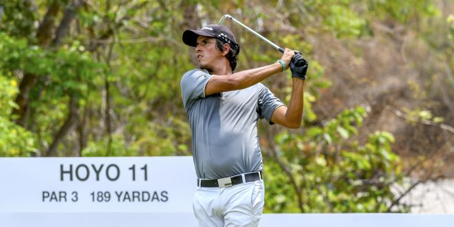 Maximiliano Godoy (Photo by Enrique Berardi/PGA TOUR)