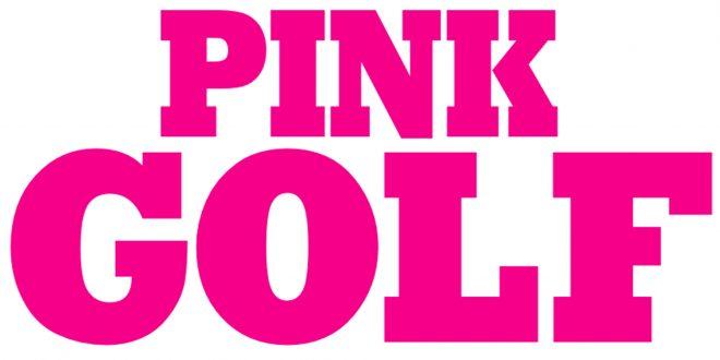 LOgo PINK GOLF