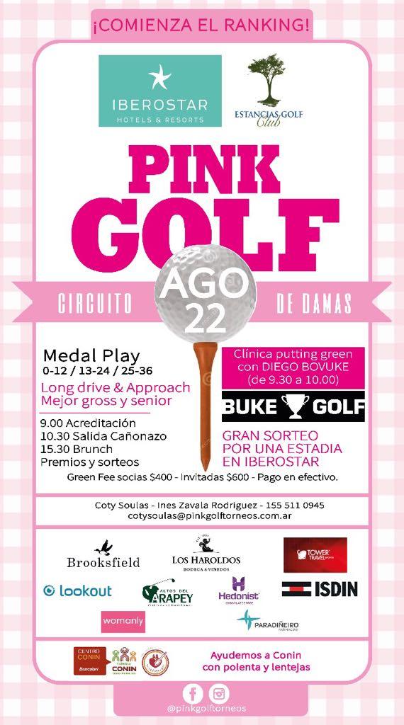 pinkgolf