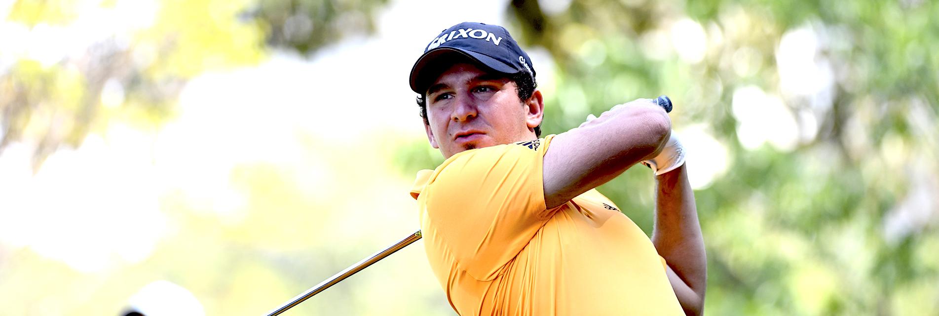 Alejandro Tosti (Photo by Enrique Berardi/PGA TOUR)