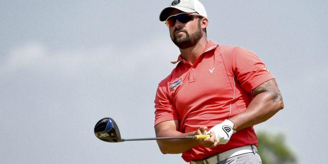 Daniel Barbetti. Foto: Enrique Berardi - PGA Tour