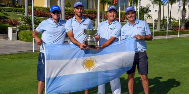ArgentinaCampeon2018