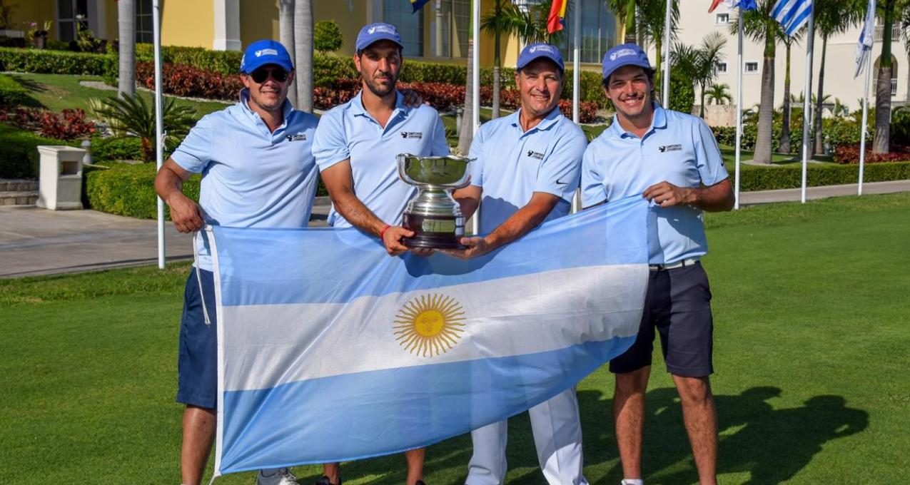 ArgentinaCampeon2018