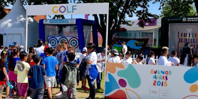 golf id slide 1