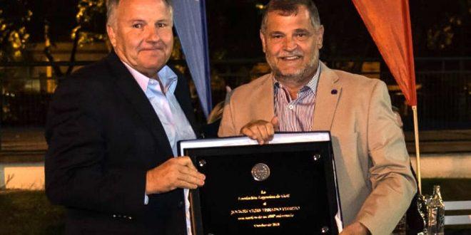 Andrés SchOnbaum y Raúl Peruggino