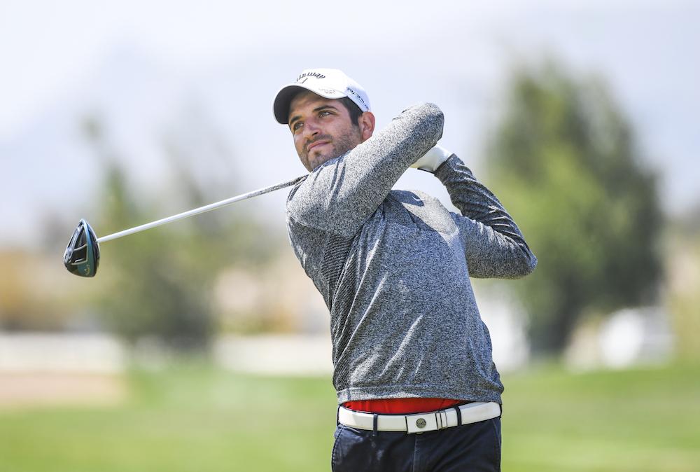Jaime López Rivarola. Foto Enrique Berardi - PGA Tour