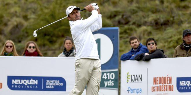 Clodomiro Carranza. Foto: Enrique Berardi/PGA Tour