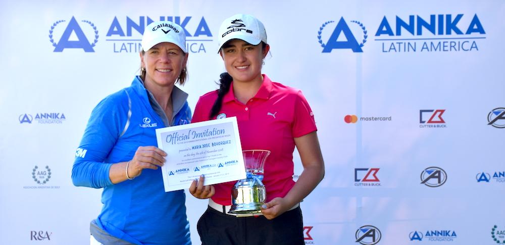 Annika y María José Bohorquez