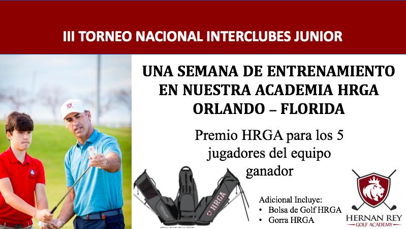 Flyer Premio HRGA