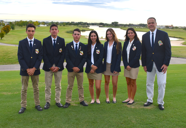 Venezuela. Virgilio Paz, José M. Ramírez, Gerardo Alemany, Vanessa Gilly, Agatha Alesson, Lucía Ramírez y Felipe Rodríguez.