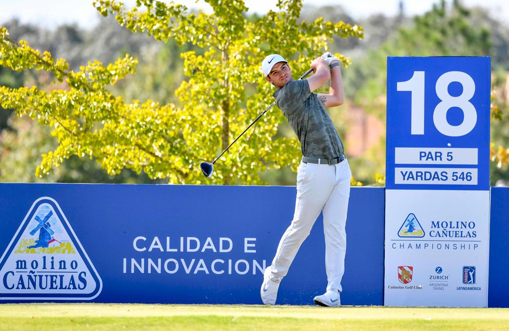 Ryan Ruffels. (Photo by Enrique Berardi/PGA TOUR)