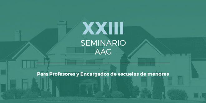 seminario XXIII