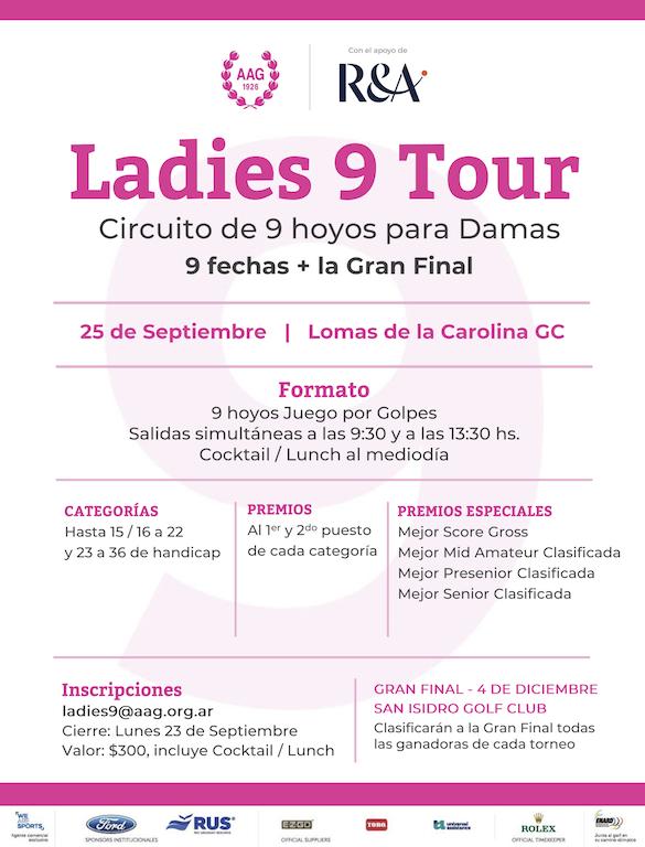Flyer Lomas de la Carolina 25-9