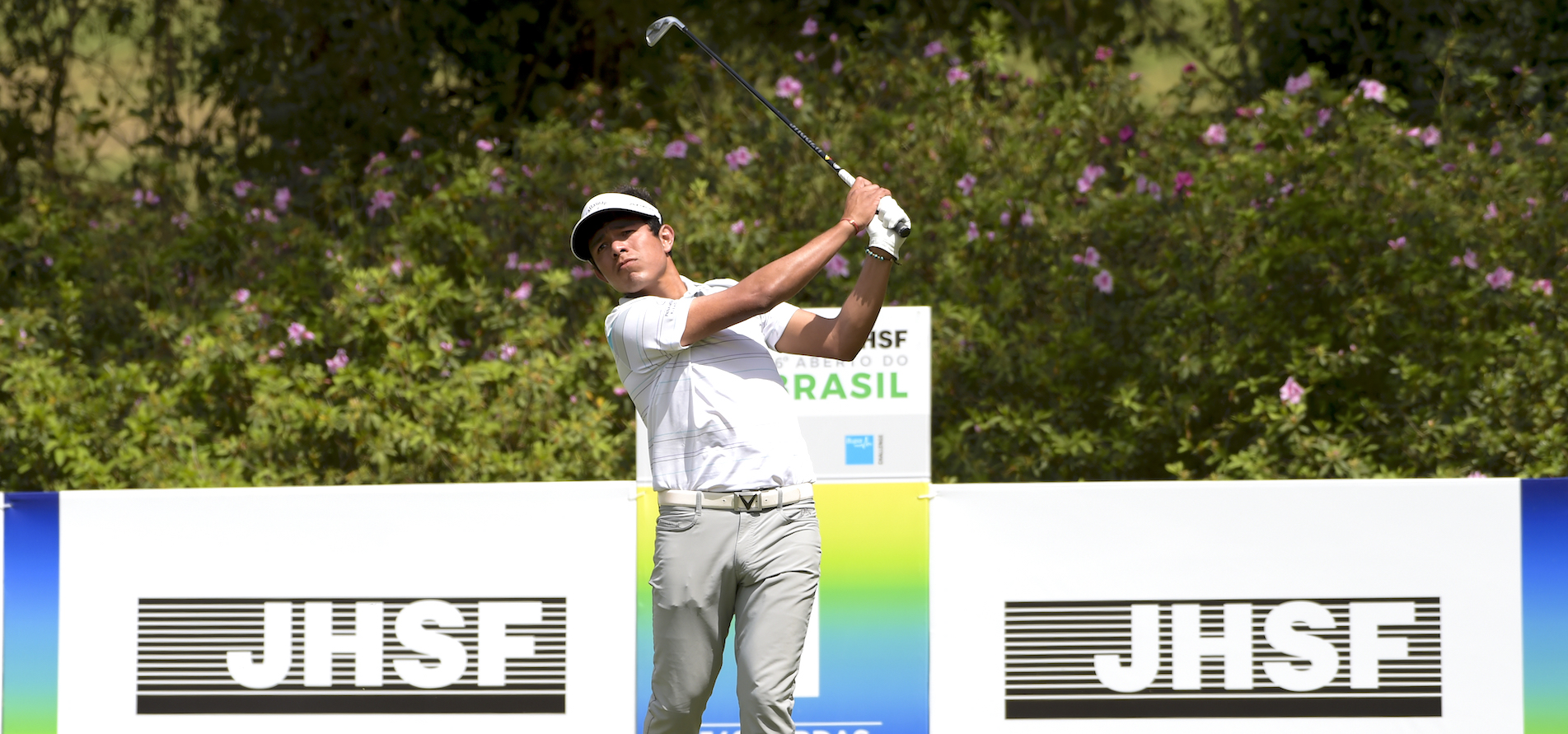 Augusto Nuñez. (Photo by Enrique Berardi/PGA TOUR).