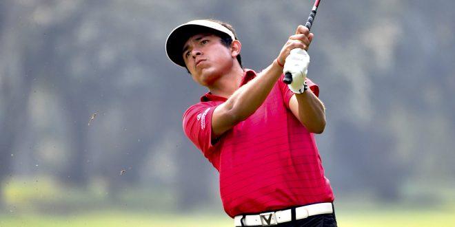 Augusto Núñez (Photo by Enrique Berardi/PGA TOUR via Getty Images).