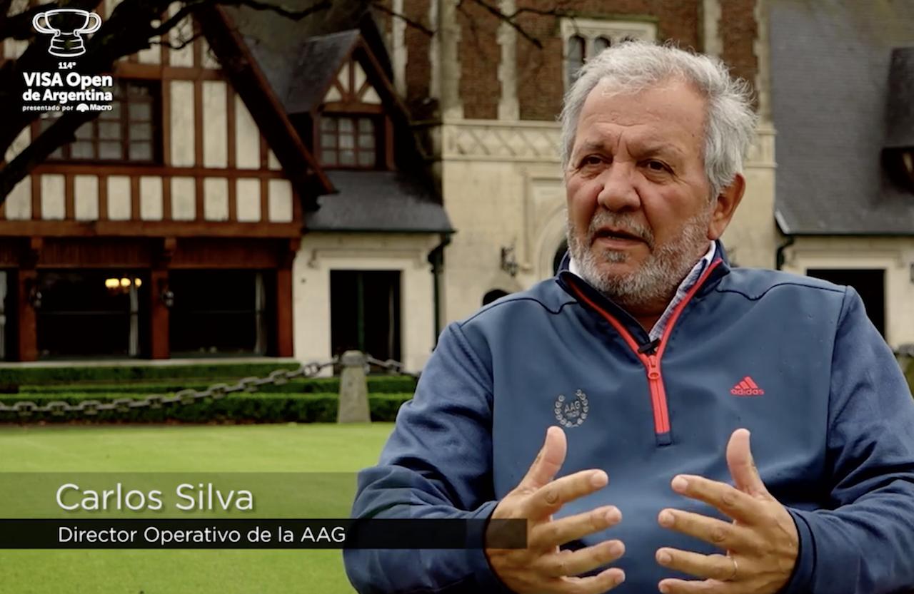 Carlos Silva.