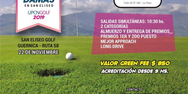 flyer golf abierto damas