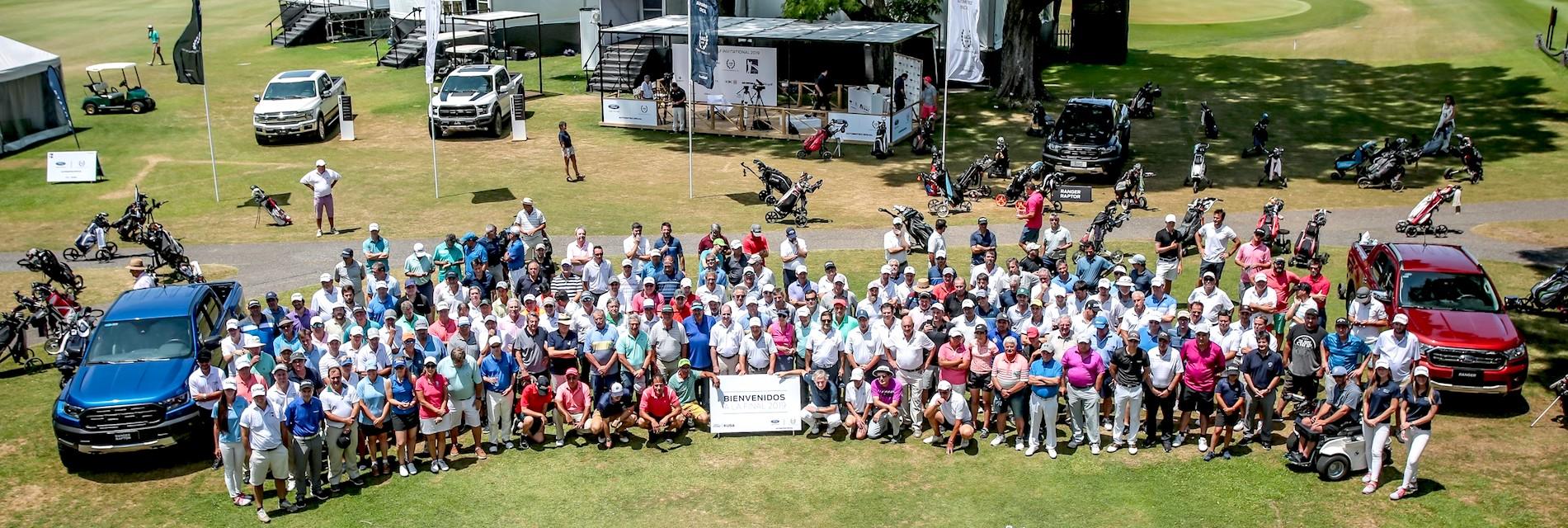 jugadores Final Ford Golf Invitational 2019