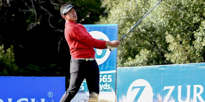 Augusto Núñez. Foto Enrique Berardi - PGA Tour.