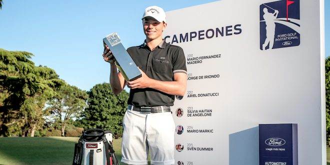piovanno Final Ford Golf Invitational 2019