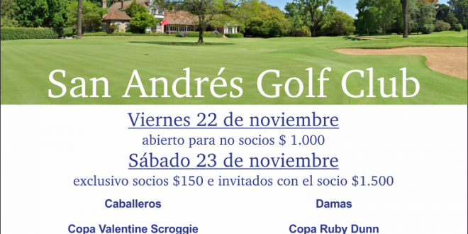 torneo san andres