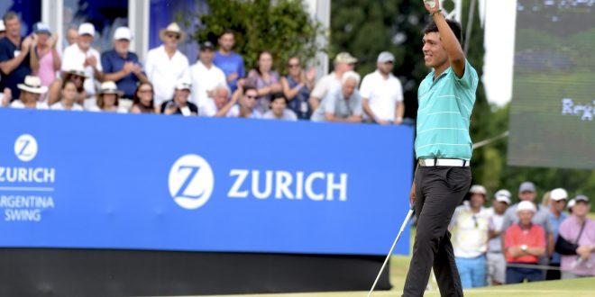 Augusto Núñez (Photo by Enrique Berardi/PGA TOUR)