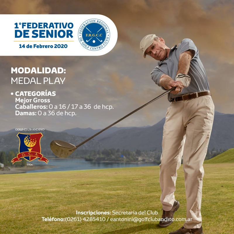 Federativo Senior 2020